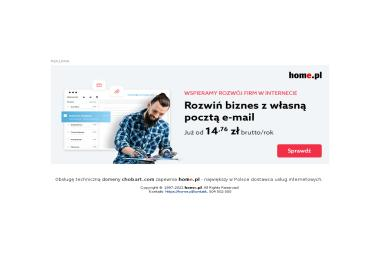 Projektowanie Stron Internetowych Bartosz Chodnicki - Programista Pisz