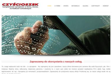 Czyścioszek - Mycie okien Lubań
