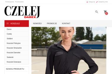 Darex - Firmy odzieżowe Kraśnik