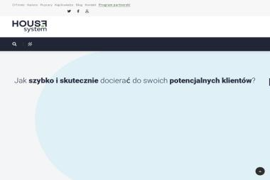 House System - Budowa Sklepu Internetowego Poznań