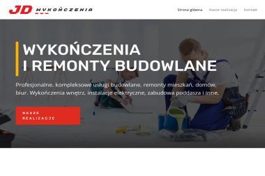 J&D Usługi Remontowo Wykończeniowe - Gładzie Nowa Sarzyna