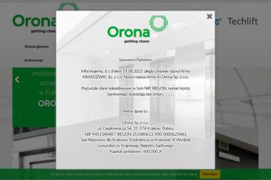 Krakdzwig Sp. z o.o. Sp. k. - Windy Kraków