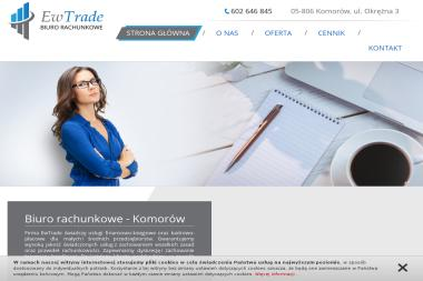 EwTrade Ewa Marzec - Sprawozdania Finansowe Komorów