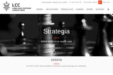 Lubelskie CENTRUM CONSULTINGU Sp. z o.o. - Audyt Finansowy Lublin