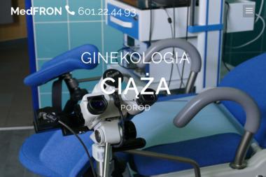 PRYWATNY GABINET GINEKOLOGICZNY Jacek Fronc - Ginekolog Łódź