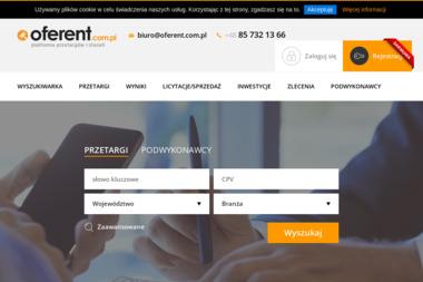 Oferent - Agencja interaktywna Białystok