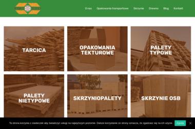 Www.pakobud.com.pl- opakowania drewniane - Opakowania Konstantynów Łódzki