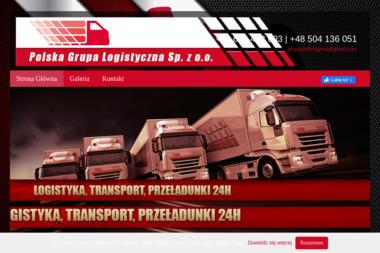 Polska Grupa Logistyczna Sp. z o.o. - Transport międzynarodowy Zielona Góra