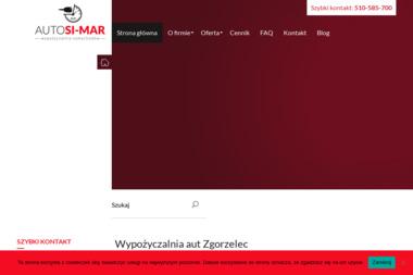 Auto Si-Mar - Firma transportowa Zgorzelec