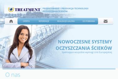 Treatment - Projektowanie instalacji sanitarnych Bielsko-Biała