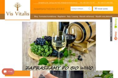 VisVitalis.com.pl - sklep ze zdrową żywnością - Zdrowa żywność Świdnica