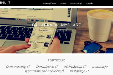 B4u-IT Rafał Mydlarz - Firma IT Chocznia
