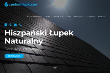 Centrum Łupka sp. z o.o. - Montaż drzwi Piechowice