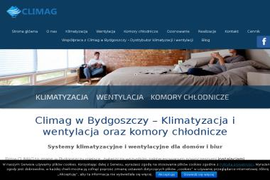 PHU Climag Mariusz Wiaderkiewicz - Chłodnictwo Sicienko