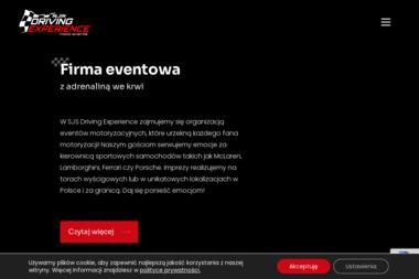 Agencja eventowa DrivingExperience - Imprezy integracyjne Kraków