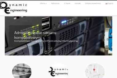 Dynamic Engineering Dawid Nowakowski - Firma IT Łódź