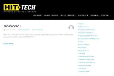 Hittech Sp. z o.o. - Klimatyzacja Mirków