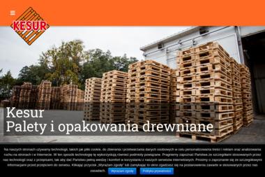 Z.P.U.H. Kesur - Sprzedaż Opakowań Góra Kalwaria