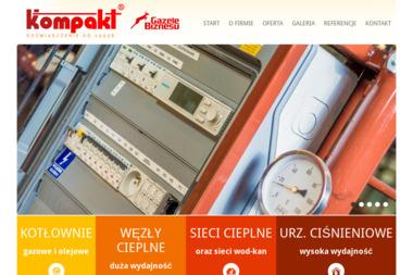PPHU Kompakt sp.z o.o. - Instalacje gazowe Elbląg