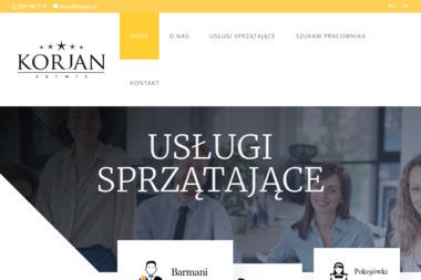 KORJAN SP. Z O.O. - Mycie okien w firmie Katowice