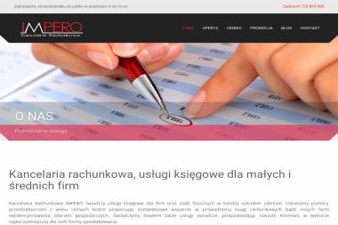 KANCELARIA RACHUNKOWA IMPERO - Biuro rachunkowe Toruń