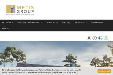 METIS GROUP - Doradztwo marketingowe Pozna艅