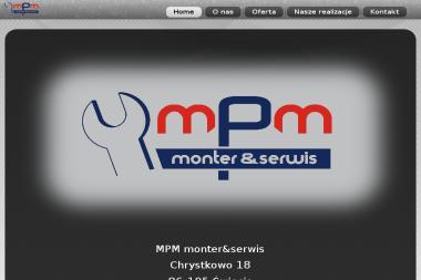 MPM monter&serwis Monika Wróbel - Szlifierz Chrystkowo