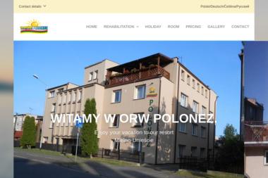 """Ośrodek Rehabilitacyjno-Wypoczynkowy """" Polonez """" - Sanatoria, uzdrowiska Mielno"""
