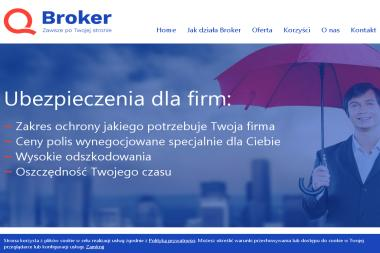 QBROKER SP. Z O.O. - Usługi brokerskie Warszawa