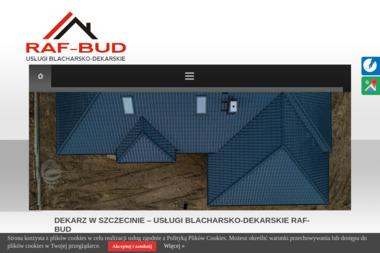 Raf-Bud Sp. z o.o. - Krycie dachów Szczecin