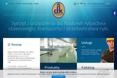 """""""SDK"""" Sp. z o.o. - Spawacz Ostróda"""