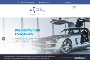 Social Banking S.A. - Leasing Samochodowy Poznań