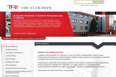 PHU TRE-ELEKTRYK Tomasz Kowalski - Instalacje Olkusz