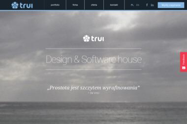 TRUI Design&Software House - Grafik komputerowy Dopiewo