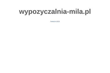F.H.U Mila - Natalia Frąckowiak - Wypożyczalnia samochodów Katowice