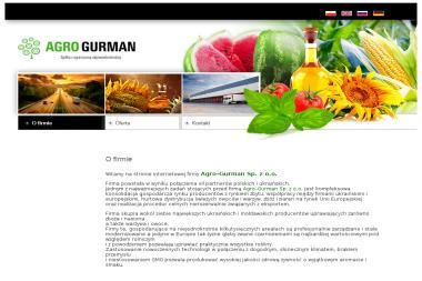Agro-Gurman Sp. z o.o. - Warzywa Herby