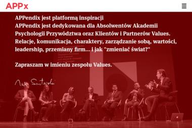 Appendix - Badania i rozwój, analizy Warszawa