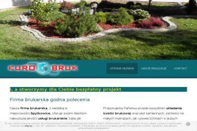 F.U.Eurobruk - Ogrodzenia panelowe Spytkowice
