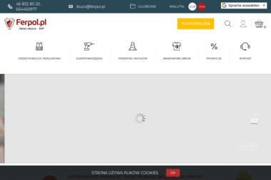 Ferpol - Sklep internetowy Skierniewice