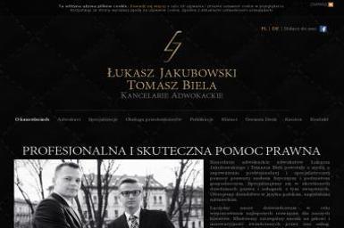 Kancelaria Adwokacka Tomasz Biela - Kancelaria Adwokacka Myślenice