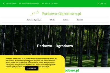 Parkowo-ogrodowo.pl - Projektowanie Ogrodu Oborniki Śląskie