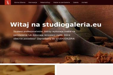 Studiogaleria - Szafy na wymiar Łódź