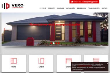TERMO Okna FH VERO - Producent Okien PCV Kalisz