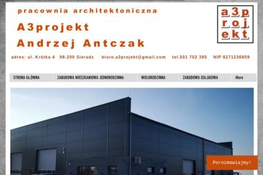 A3 Projekt Magda Stryjewska - Monter Instalacji Sanitarnych Poczesna