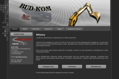 BUD-KOM - Wyburzenia Czeladź