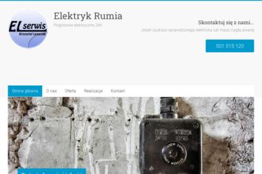 EL-Serwis Krzysztof Leszczak - Elektryk Rumia