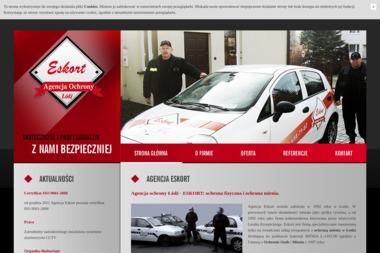 Agencja Ochrony ESKORT Sp. z o.o. - Monitoring Łódź
