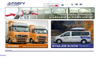 """FINSERV"" SP. Z O. O. - Leasing Toruń"