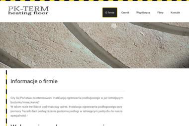 PK-term - Urządzenia, materiały instalacyjne Łódź