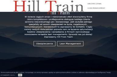 Hill Train Sp. z o.o. - Ubezpieczenie Majątku Firmy Białystok